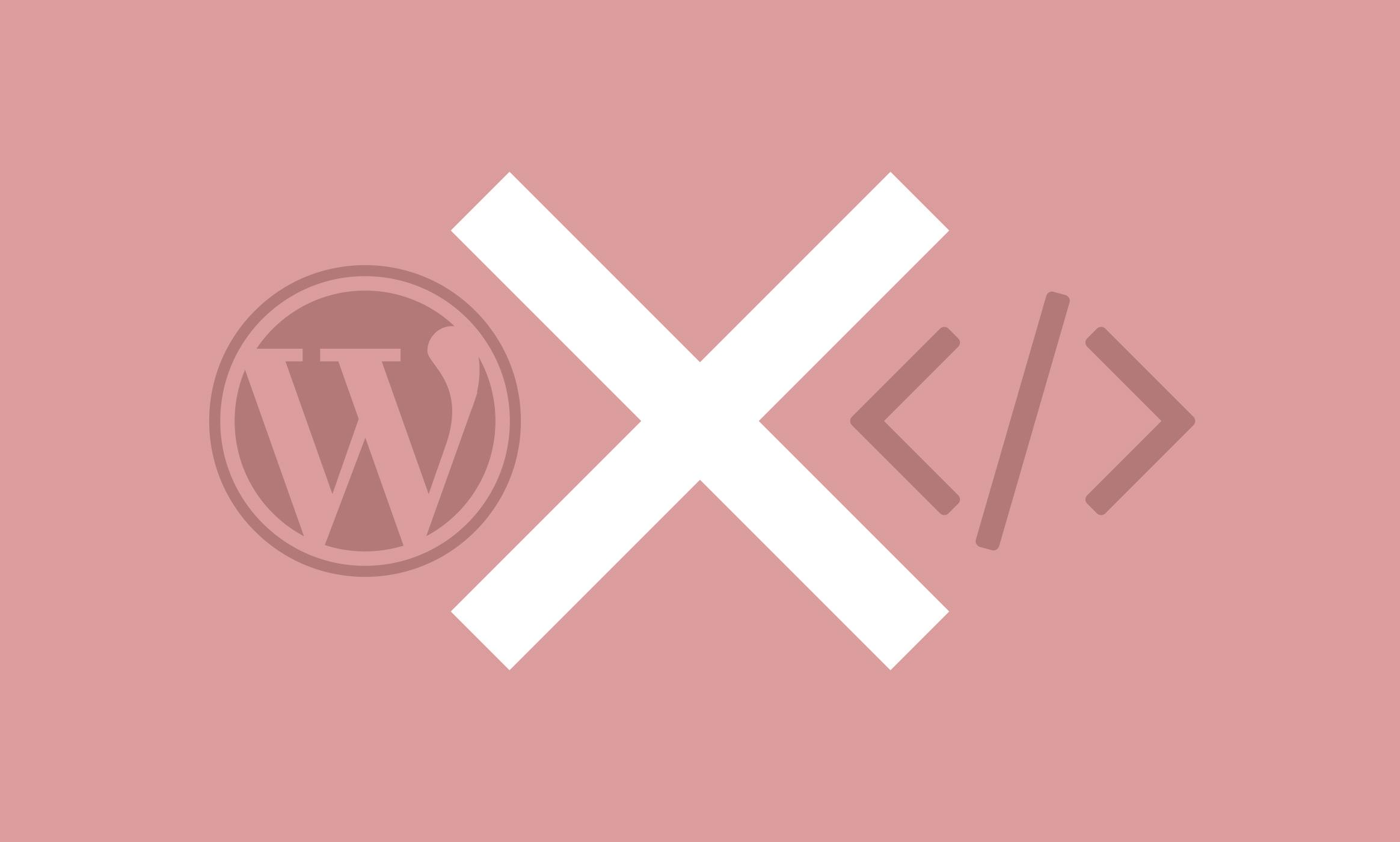 WordPress Datei-Editor deaktivieren