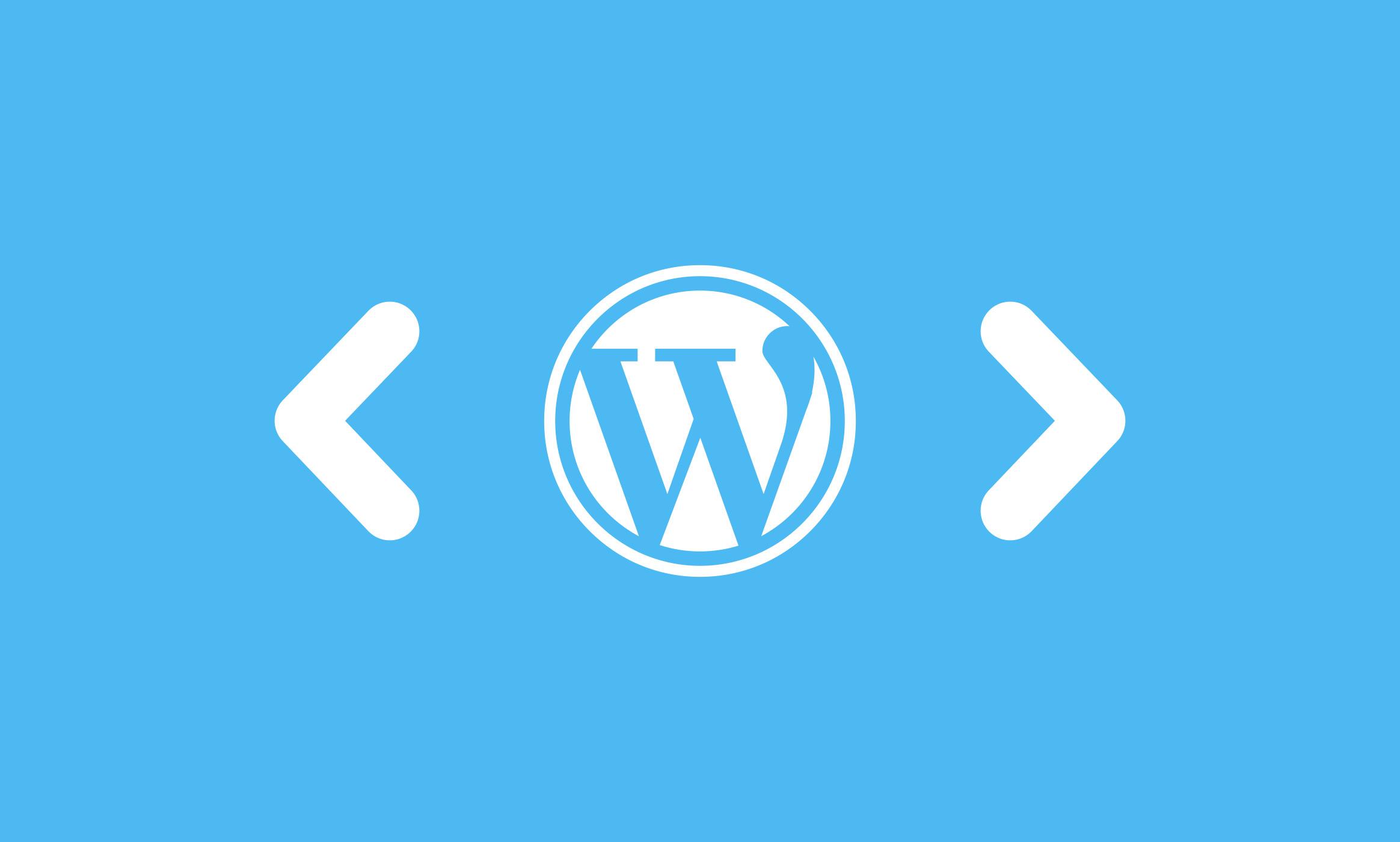 Wordpress Vorher Nachher Navigation
